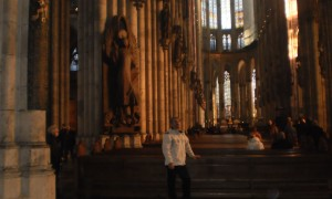 مسعود بیزارگیتی-آلمان(کلن)-کلیسای جامع دم Kölner Dom